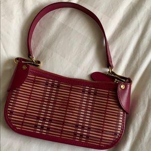 Burberry Pink Shoulder Bag